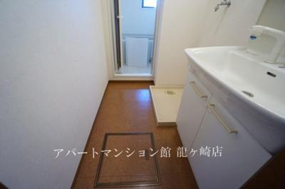 【洗面所】プリマベーラA