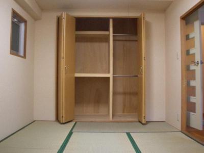 【和室】第三星栄ハイツ