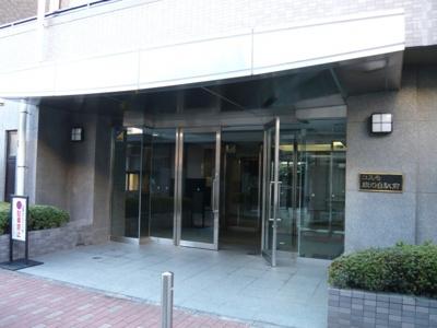 【エントランス】コスモ旗の台駅前