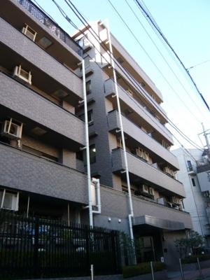 【外観】コスモ旗の台駅前