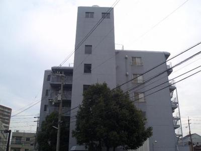 【外観】上新庄ビューハイツ