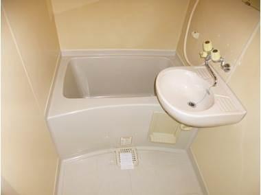 【浴室】グランベイ豊新