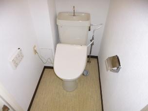 【トイレ】グランベイ豊新