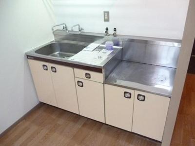 【キッチン】スペースライフ新大阪