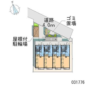 【地図】ビューティービレッジ