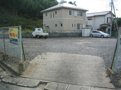 【外観】新町第4駐車場