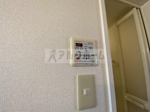 メゾンドエスポワール(柏原市円明町) 浴室乾燥機