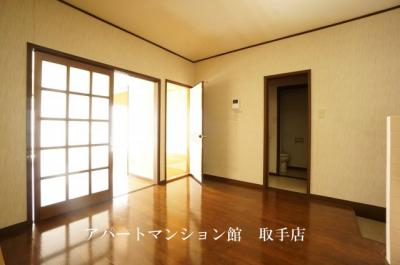 【キッチン】コーポ駒場第二