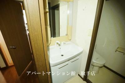 【独立洗面台】コーポ駒場第二