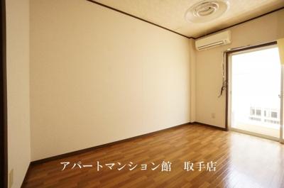 【居間・リビング】コーポ駒場第二