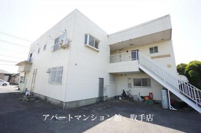 【外観】コーポ駒場第二