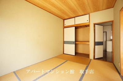 【和室】コーポ駒場第二