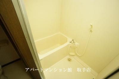【浴室】コーポ駒場第二