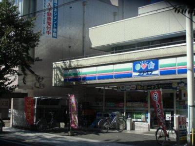 【周辺】大久保貸家