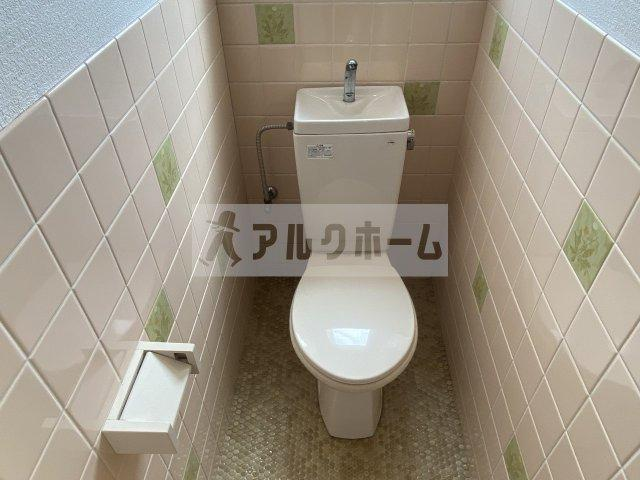 【洗面所】福永マンション