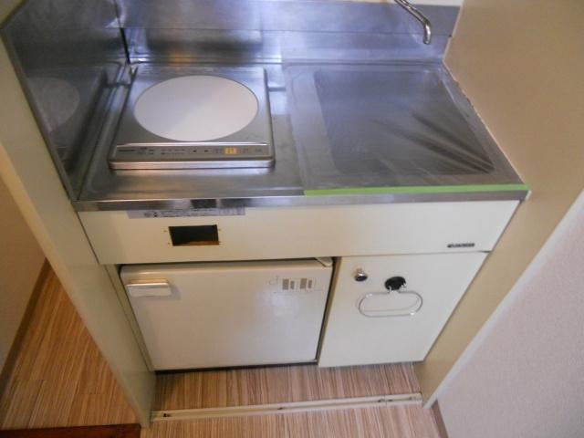 【キッチン】ライオンズマンション神戸