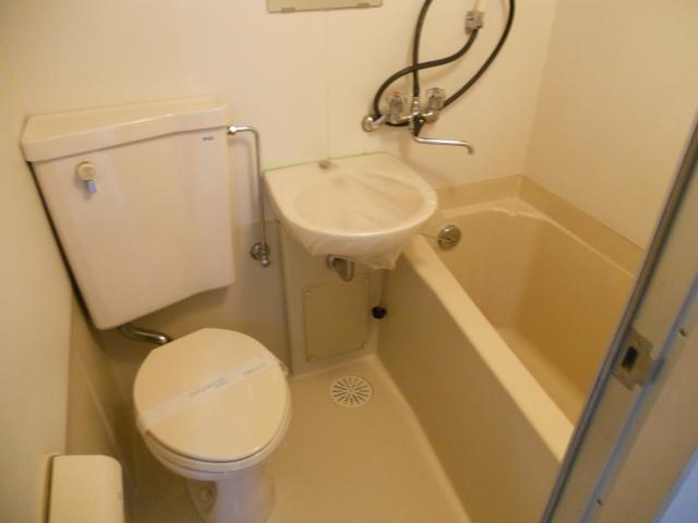 【浴室】ライオンズマンション神戸