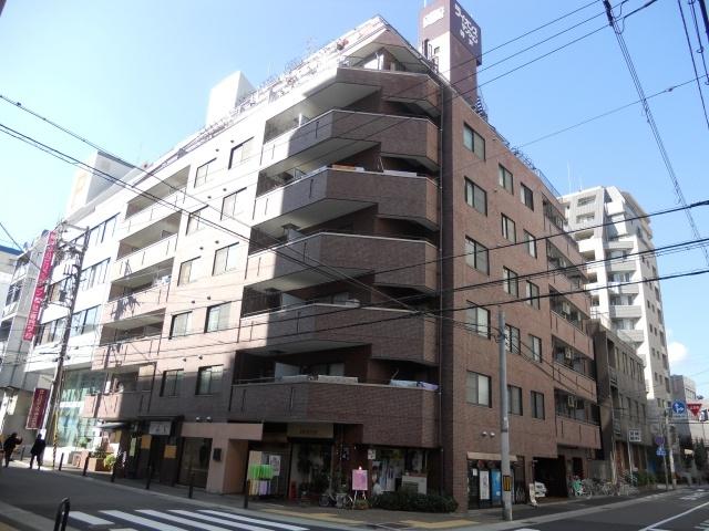 【外観】ライオンズマンション神戸