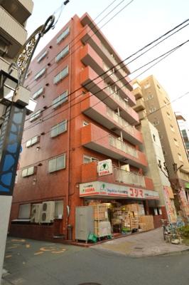 【外観】ライオンズマンション三軒茶屋第2