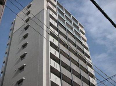【外観】ソービー京町堀