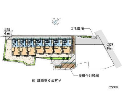 ※1~4号室タイプの室内(2階の床材はカーペットになります)