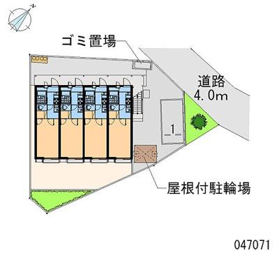 【区画図】マグノリア幕張