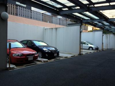 【駐車場】フェアロージュ神宮前