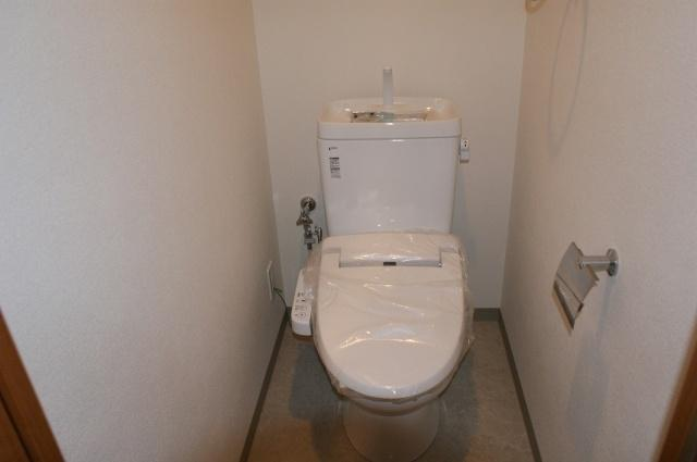 オレンジハウスエクセレント トイレ