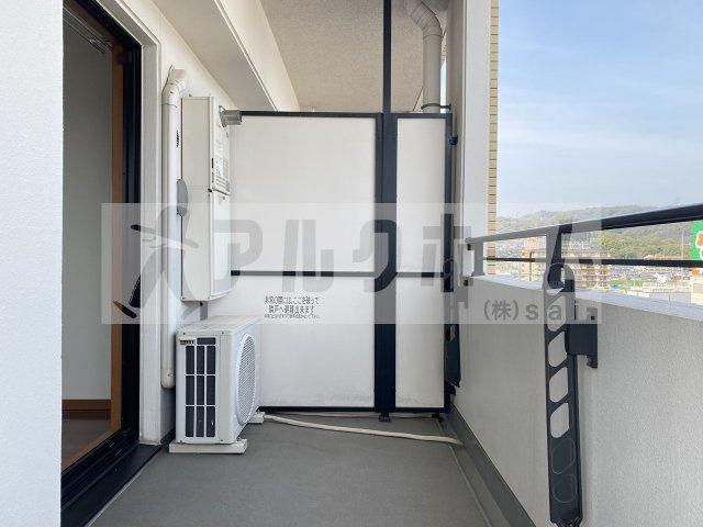 オレンジハウスエクセレント(河内国分駅) 室内洗濯機置場