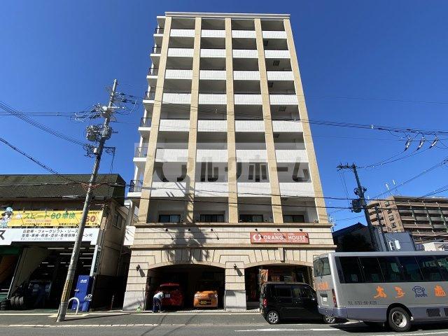 オレンジハウスエクセレント(河内国分駅)