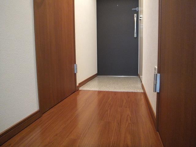 オレンジハウスエクセレント 玄関