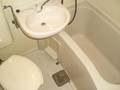 【浴室】メゾン・ド・ソフィー
