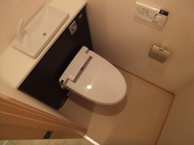 【トイレ】セレノアロッジオ7