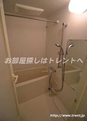 【浴室】グランドコンシェルジュ新宿北