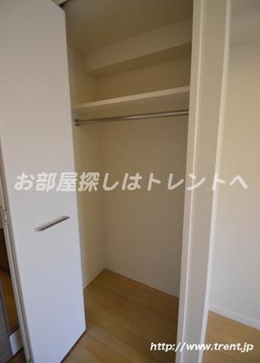【収納】グランドコンシェルジュ新宿北