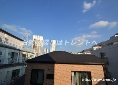 【展望】グランドコンシェルジュ新宿北