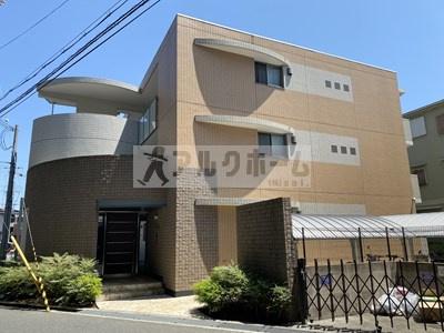 【外観】メルヴェーユ藤井寺