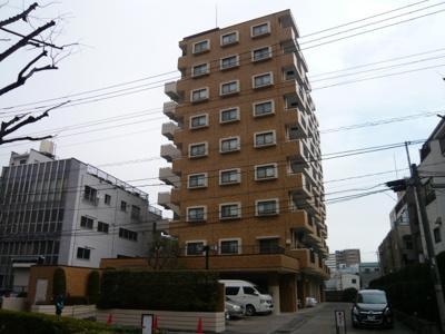 【外観】ライオンズマンション多摩川緑地