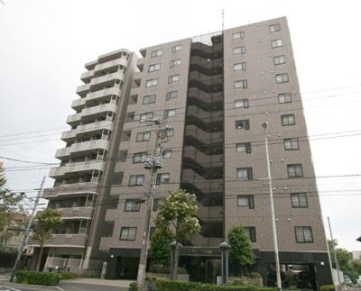 【外観】パルミナード梅屋敷