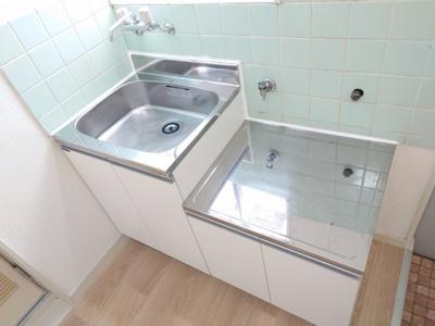 【浴室】コーポウイングB棟
