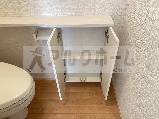 カーサフェリーチェ(浴室)