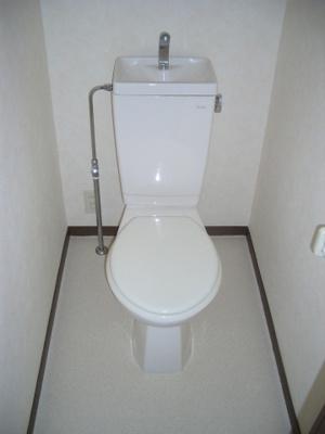 【トイレ】プレステージ常盤台
