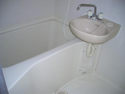【浴室】プレステージ常盤台