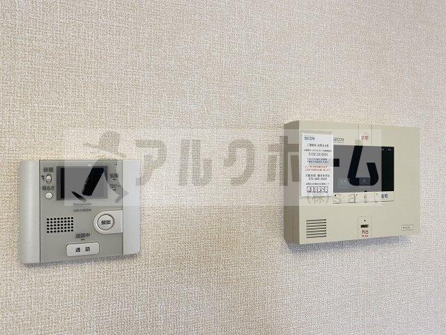 ソレイユドゥ 風呂