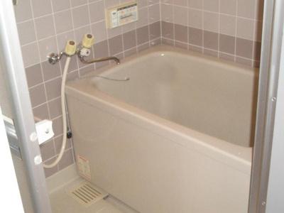 【浴室】フレーヴァー3番館