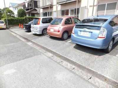 【駐車場】久保田コーポ