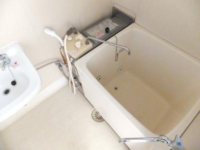 【浴室】久保田コーポ