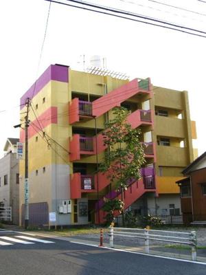 【外観】レインボーハウス千葉寺
