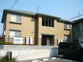 【外観】コートボナールA棟