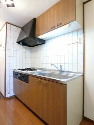 【キッチン】マンションK2